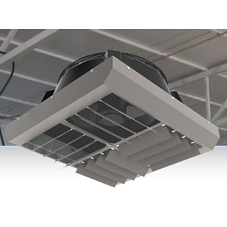 view DTR - De-Stratification Ceiling Heaters products