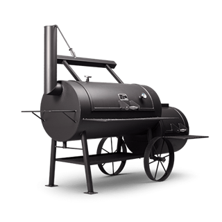 view yoder offset smokers products