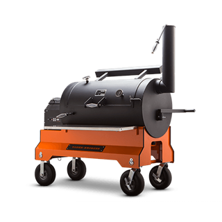 view Yoder BBQ Pellet Grills products