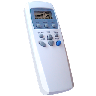 Remote controller (for RTS30)