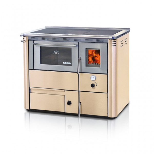 35KW central heating cooker