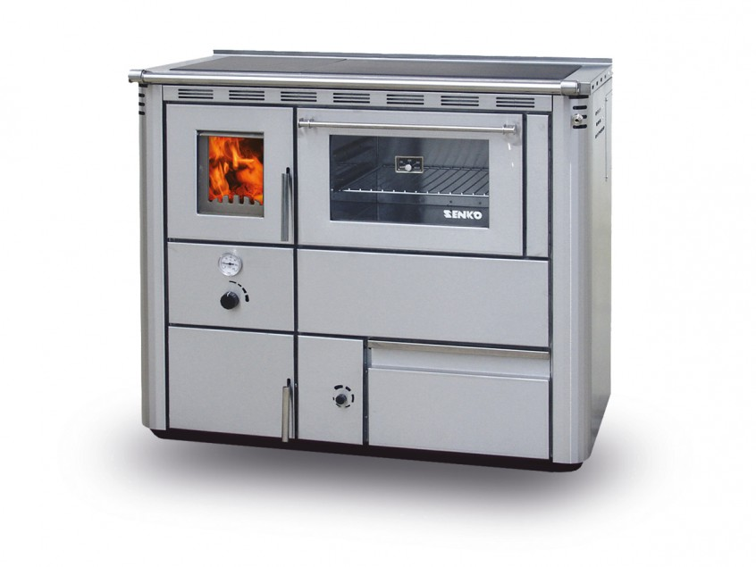 25KW central heating cooker